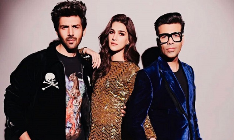 kriti reaveals secrets on koffee with karan