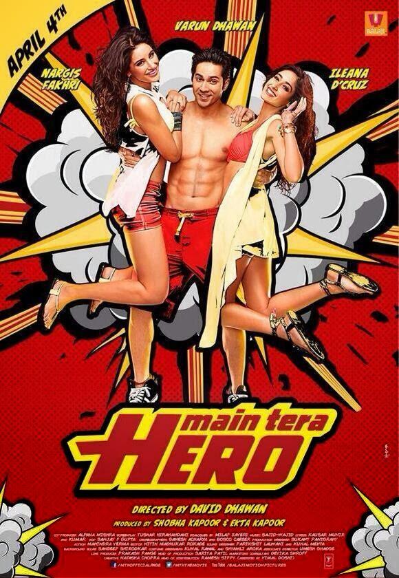 Movie Review : Main Tera Hero | India Forums