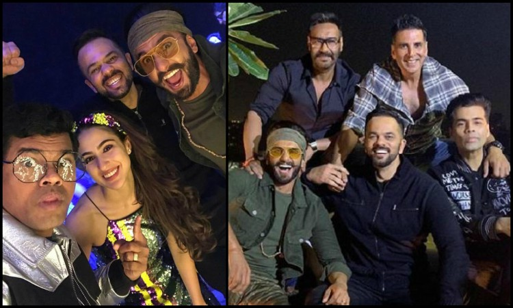 simmba makers host a success party