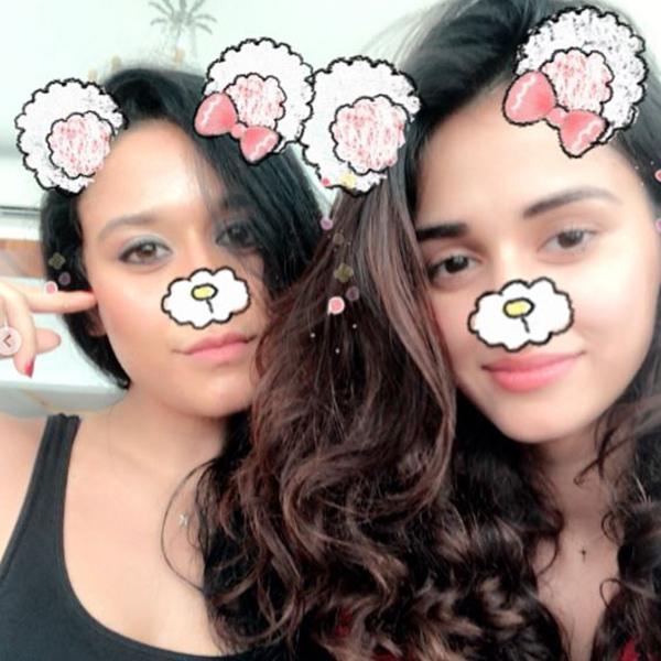 Disha Patani Snapchat