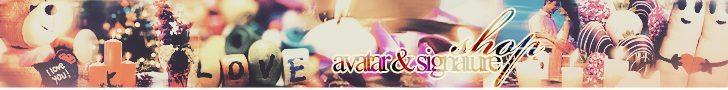 Avatar & Signatures Shop