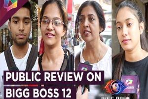 Public Review On Bigg Boss 12 | Colors | Exclusive