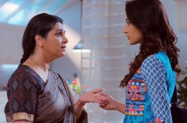 Image result for WHATT? Sonakshi to CONFRONT Ishwari about Khatri in 'Kuch Rang Pyar Ke Aise Bhi'?