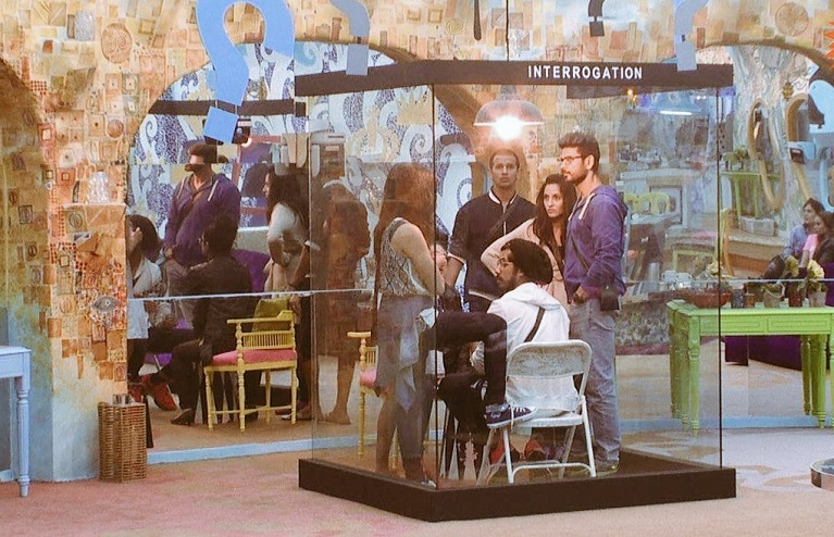 BB9: Prince Narula is the KILLER in the Bigg Boss House! | 29068