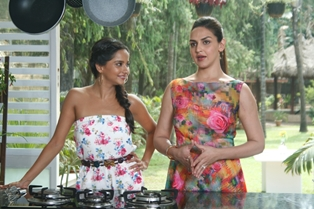 Sunny side up season 2 with chef chinu guest esha deol 20170 sharing food with another human being is an intimate act that should be engaged in lightlyd thats what celebrity chef shilarna vaze nee chinu forumfinder Choice Image