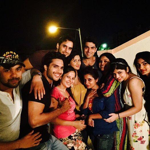 A Reunion For The Gang Of Aur Pyaar Ho Gaya 24365