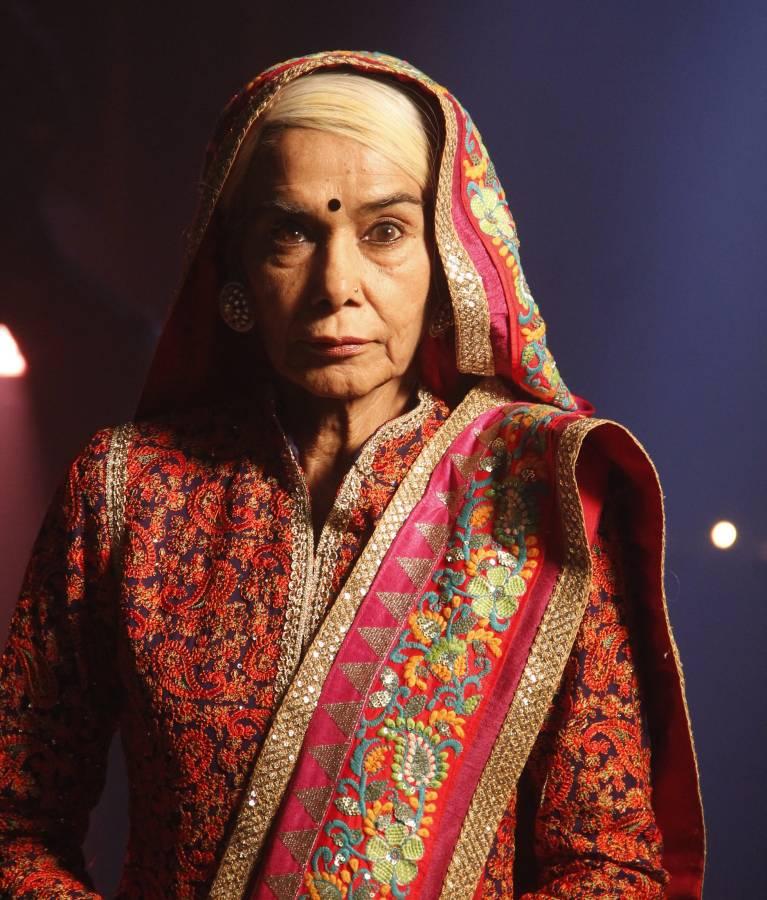 Surekha Sikri Returns as Ghost in ZEE TV's Ek Tha Raja Ek Thi Rani | India  Forums