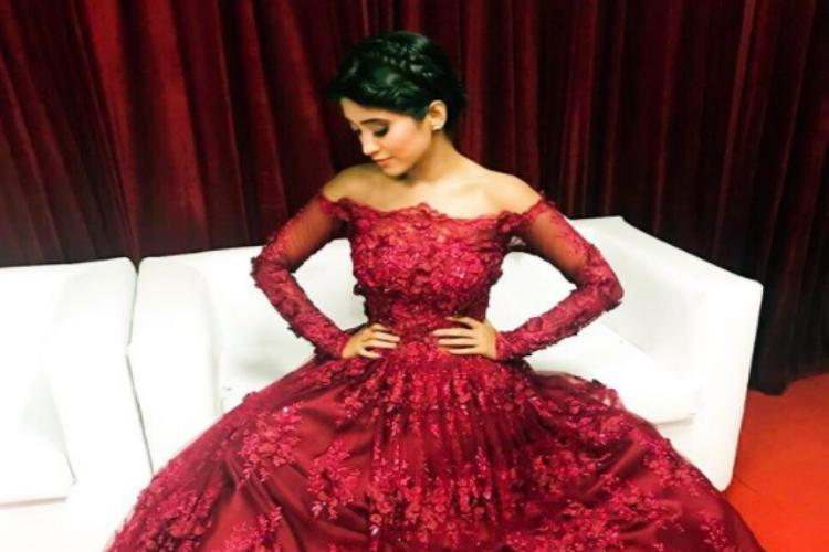 Stylebuzz: Shivangi Joshi steals the show in a ravishing red