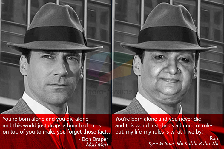 What If these TV Characters mouthed ICONIC quotes from other