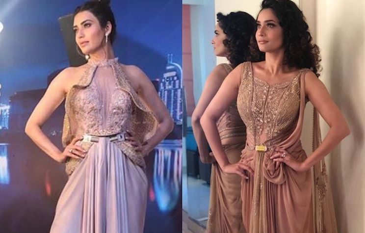 424d1c4f6862a Stylebuzz: Karisma Tanna Or Ankita Lokhande; Who Is Giving Out ...