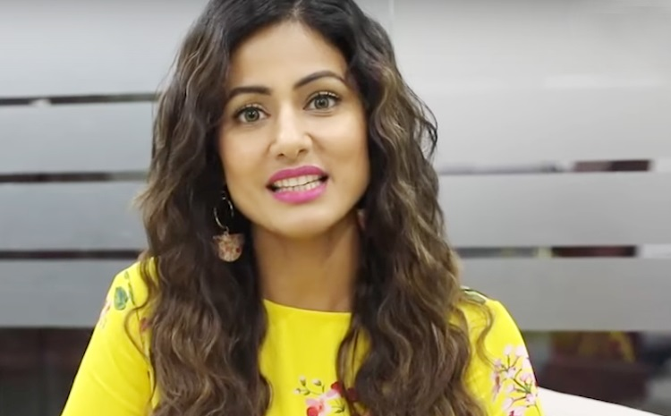Twitteratis Have A New Name For Hina Khan 47912
