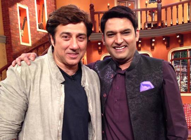 The intense, serious actor to Get a dose of Comedy by Kapil Sharma! | India  Forums