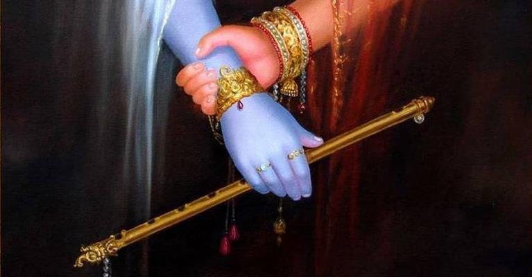 Radha-Krishna love saga on TV soon   India Forums