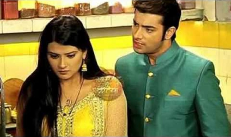 Tanuja is baffled by Rishi's accusations on Kasam Tere Pyaar