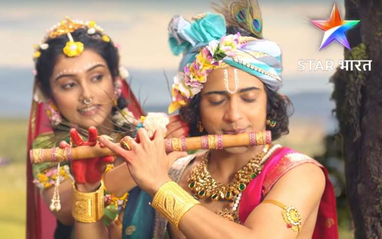 Sumedh Mudgalkar Turns Into a Woman In RadhaKrishn! | India