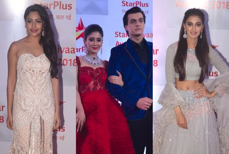 Stylebuzz: All The Best Dressed Celebs From Star Parivaar Awards