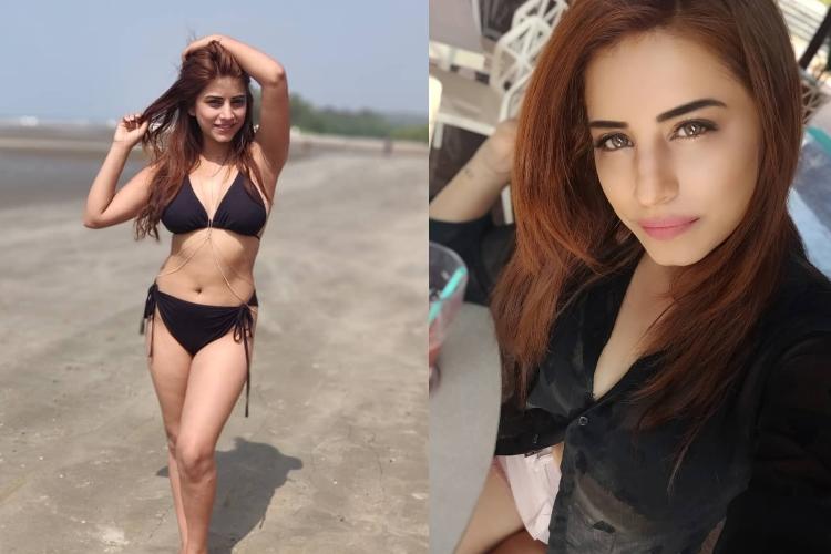 Image result for nimki mukhiya bikini post