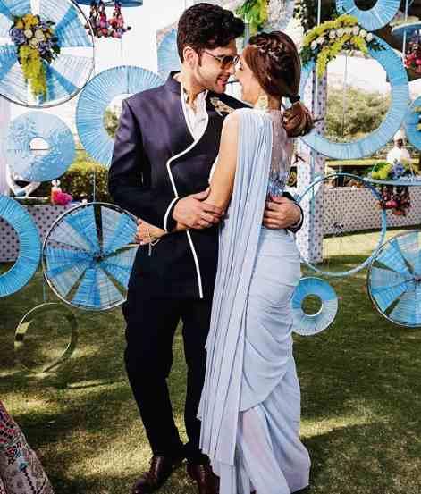 anusha dandekar marriage