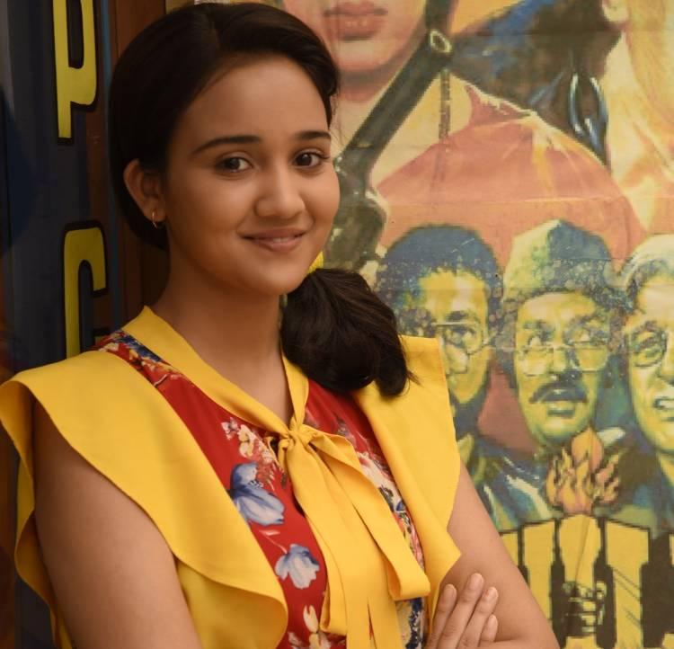 When she falls in love, Ashi Singh wants romantic hand-written