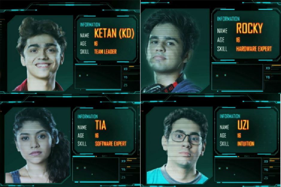 PromoReview: Alt Balaji's CYBERSQUAD incorporates the JOKER with its