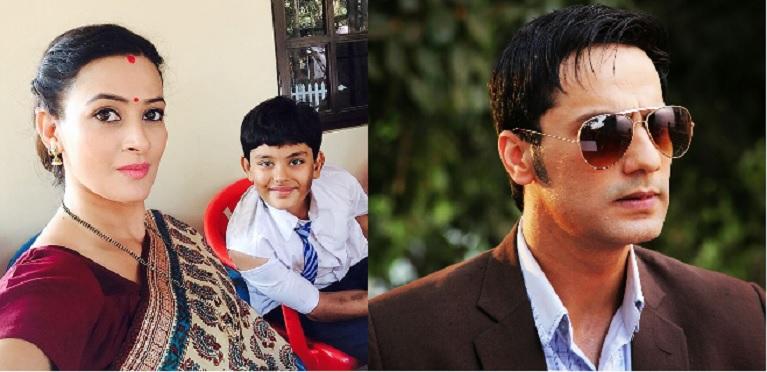 Jaswir Kaur and Sailesh Gulabani on Life Ok's Savdhaan India