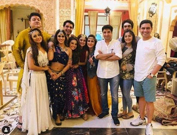 THIS actor bids farewell to Adaa Khan's Vish Ya Amrit:Sitara | India
