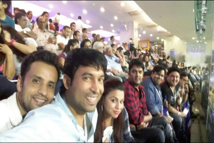 The Kapil Sharma Show' gang in Indian Premier League (IPL