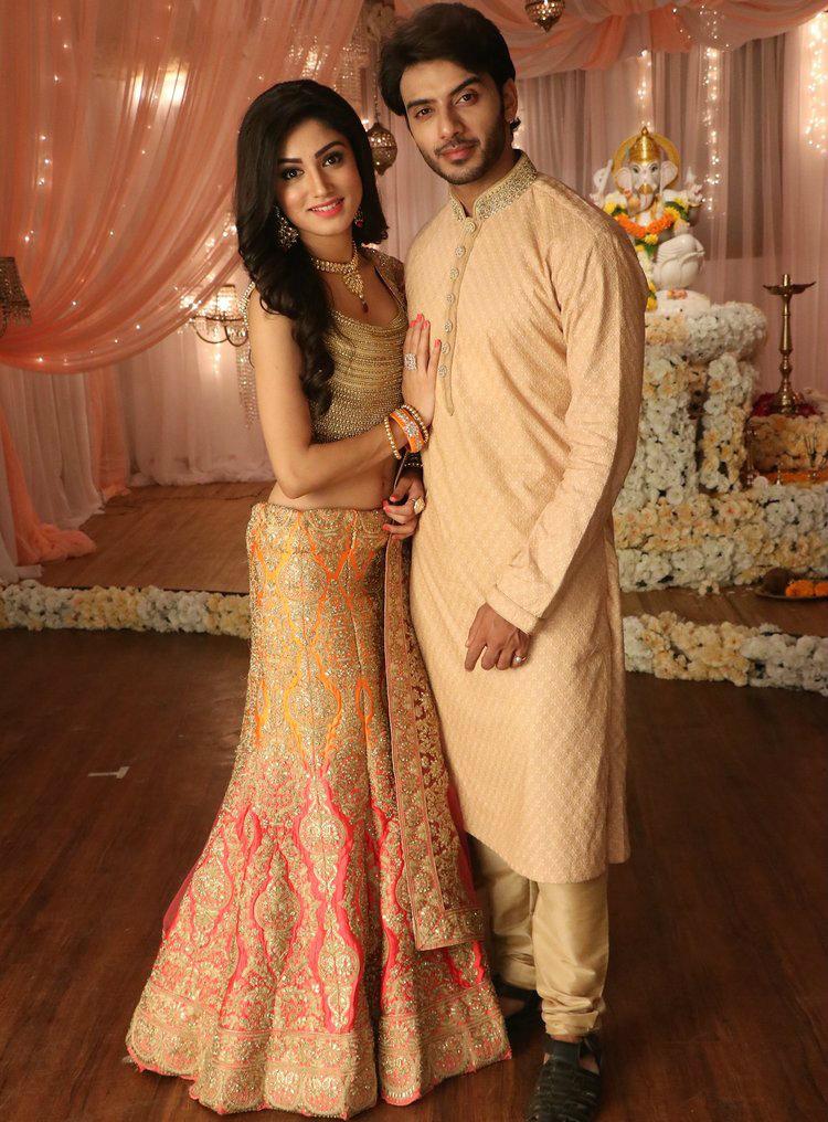 Stylebuzz Vikram Chauhan And Donal Bisht S Wedding Looks