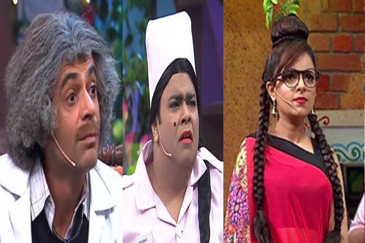 WHAAT? Dr  Mashoor Gulati, Bumper & others REPLACED on 'The Kapil