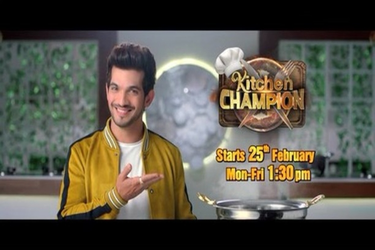 Here S The First Promo Of Colors Kitchen Champion