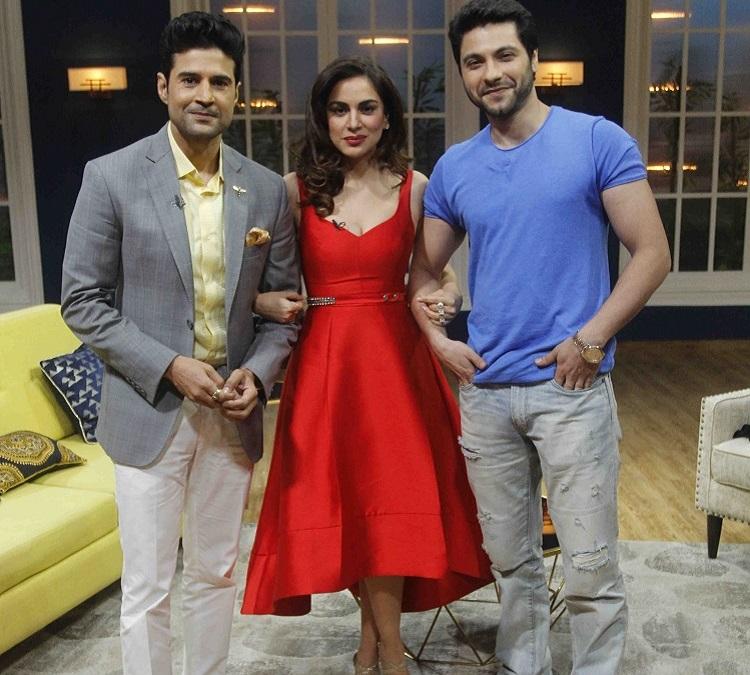 Rajeev Khandelwal Teases Mishal Raheja And Shraddha Arya On Zee Tvs