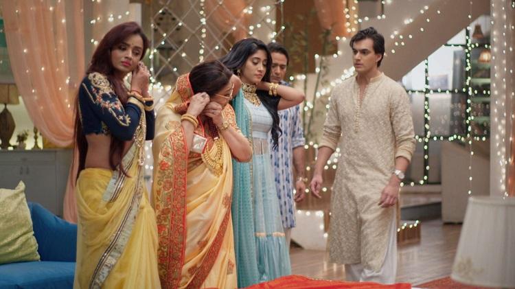 Samarth To Create Differences Between Kartik and Naira