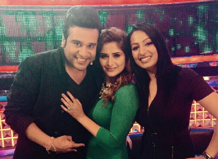 Image result for KAshmira Shah and Arti
