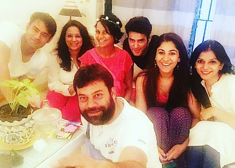Shalini Khanna gets a 'surprise' baby shower by her telly