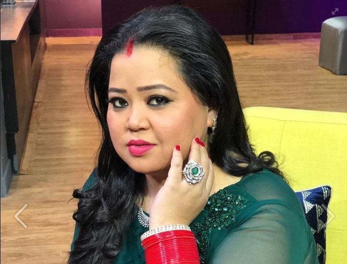 Badnews Bharti Singh Squashes Rumours Of Show With Kapil