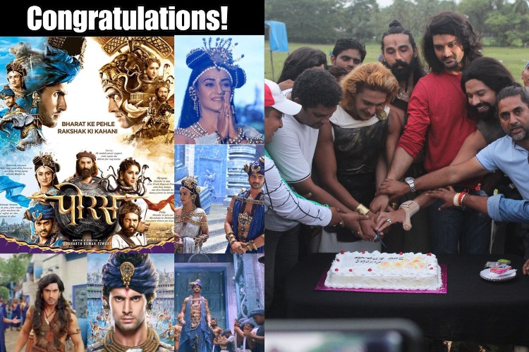 Porus completes 200 episodes! | India Forums