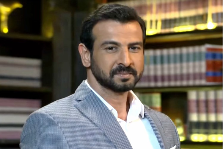 """""""I was dying inside,"""" says Ronit Roy on distancing himself from TV medium"""
