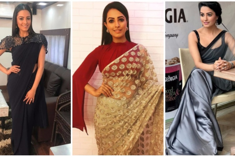 Stylebuzz: Anita Hassanandani's Blouses Are The Reason You'd Want ...